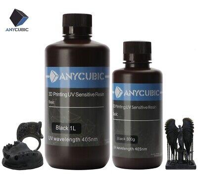 ANYCUBIC 500ML/1L UV 405nm Résine sensible pour LCD SLA Photon S Imprimante 3D 6