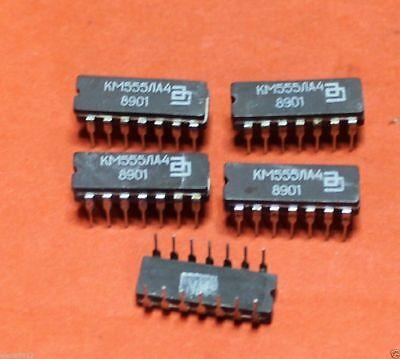 Microchip USSR  Lot of 25 pcs KR531VG1 = SN74S482N  IC