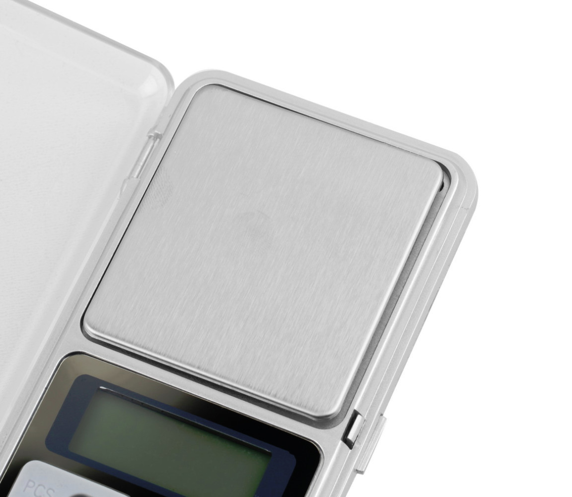 Weighing Scale Digital Pocket 500g/0.1g LCD Display Balance Scale Electronic 6