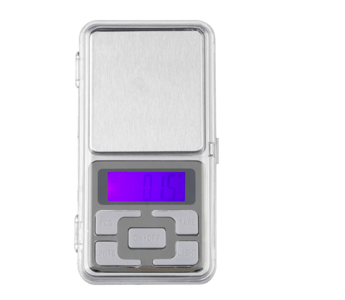 Weighing Scale Digital Pocket 500g/0.1g LCD Display Balance Scale Electronic 3