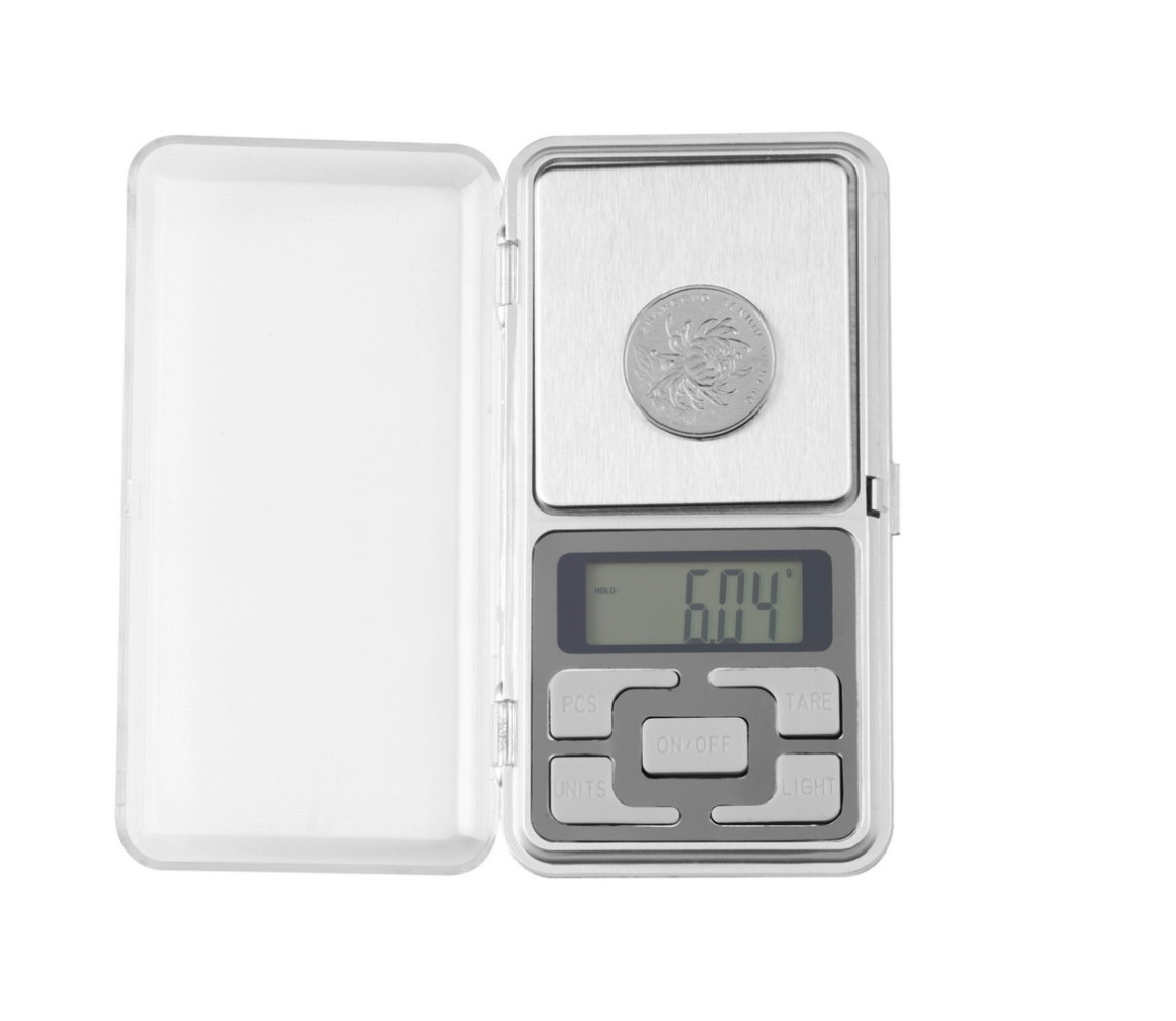 Weighing Scale Digital Pocket 500g/0.1g LCD Display Balance Scale Electronic 2