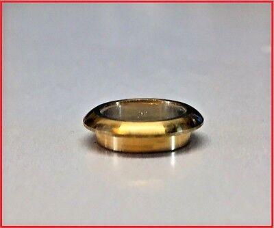 Model boat brass porthole Preglazed 8mm diameter Without Flange pack of 10 RC-voertuigen: onderdelen