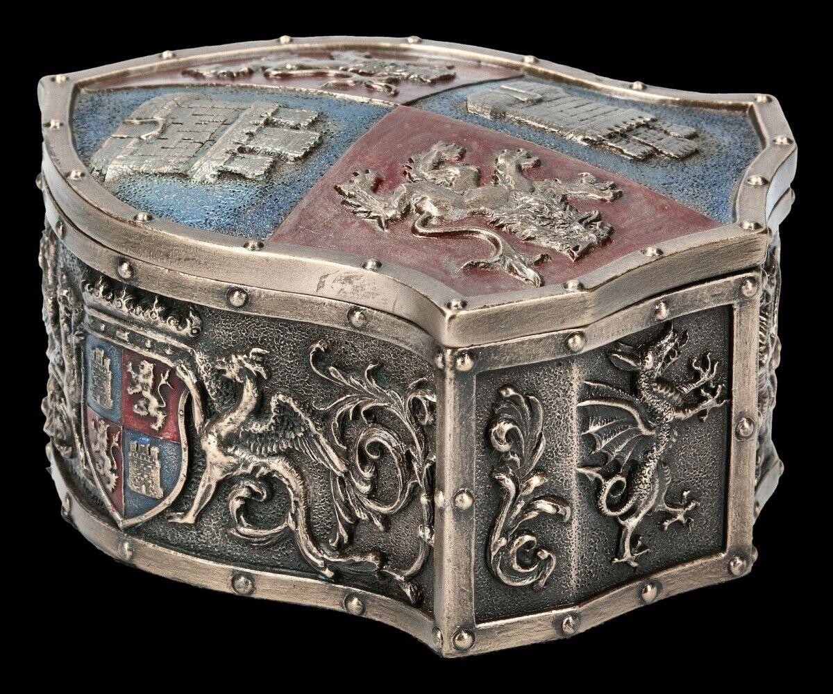 Schatulle Veronese Schmuckkästchen Box Baumgeist Deko Father of the Forest