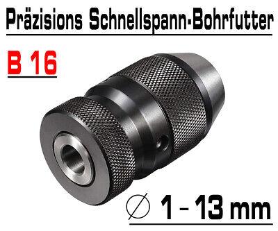 Schnellspann Bohrfutter Für Tisch Stand CNC Bohrmaschine Futter 1-16mm Konus B18
