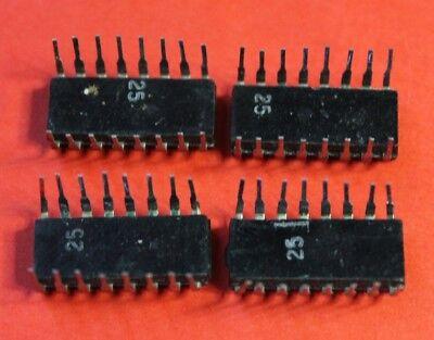 IC Microchip K561IE8 = CD4017A  USSR Lot of 25 pcs
