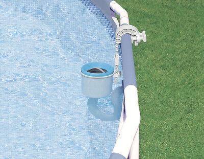 Skimmer Intex Oberflächenskimmer Oberflächensauger Einlaufdüse Pool Filter 28000 2