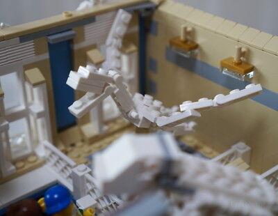 [MOC] LEGO 10214 Tower Bridge Alternate build instructions