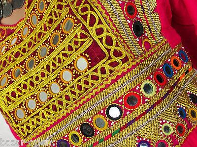 Orient Nomaden Tracht afghani kleid Tribaldance afghanistan traditional dress P7 8