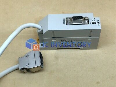 1pcs Used Omron CPM1-CIF01  communication module tested