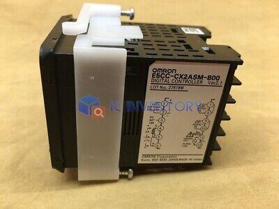 1PCS Omron Temperature Controller E5CC-CX2ASM-800 100-240VAC 2
