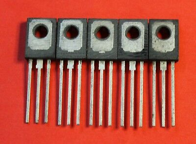 KT9181A = D44H7 silicon Transistor USSR Lot of 4 pcs