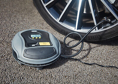 Ring Digital Car Electric Tyre Inflator Compressor Pump 12v Compact RTC500 2