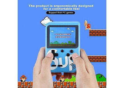 Console Portatile Videogioco 8 Bit 400 Giochi Schermo Colori Retro' Sup Game Box 2