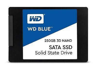 """SSD 2.5"""" WD Green Blue 120GB 250GB 500GB 1TB 2TB SATA Internal Solid State Drive 10"""