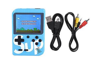 Console Portatile Videogioco 8 Bit 400 Giochi Schermo Colori Retro' Sup Game Box 3