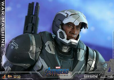 Acconto PRENOTAZIONE € 429 MMS530D31 WAR MACHINE MK VI ENDGAME Hot Toys