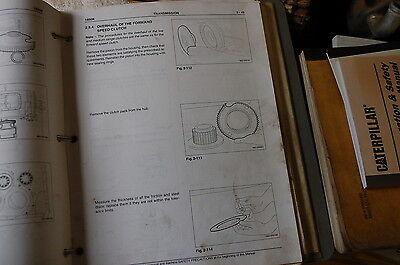 Case 1850K Tier 2 Crawler Dozer Workshop Repair Service Manual Part Number # 9-54241