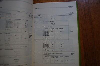 komatsu 25 owners manual