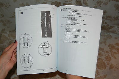 Service Manual on CD Singer Sewing Machines 242 248 /& Applicable for 247 547 876