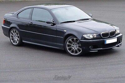 Sportspiegel EVO1 BMW 3er E46 Cabrio Sport Spiegel M3 Mirror Außenspiegel Set 10