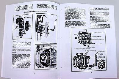 set allis chalmers wc wf tractor service repair manual parts catalog rh picclick com Allis Chalmers Tractor Manuals 7030 Allis Chalmers Specs