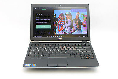 "Cheap gaming laptop Dell 14.1"" Intel I3 2.5Ghz 8GB 480GB SSD DVD Win 7 10 HDMI 4"