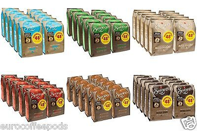 Douwe Egberts Senseo 48 Coffee Pods / Pads, 10 Packs - 6 Flavours To Choose From 3