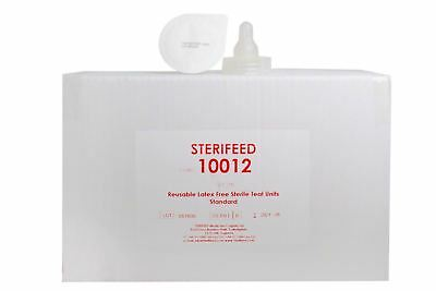 Sterifeed Latex Free Reuseable Sterile Baby Teat Pack of 10 Premature