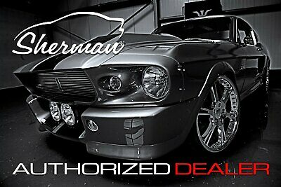 1965 1966 Mustang Suspension Monte Carlo Curved Bar Painted Dynacorn 3635K