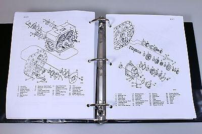 850d case dozer repair manuals
