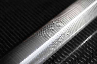 Carbon Fiber Tube Uni 1.75 x 1.87 x 7.875 inch (Cello Gloss)