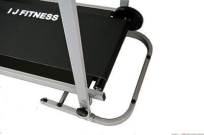 Manual Treadmill Walking Running Cardio Portable Incline Fitness Workout 5