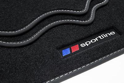 Sportline Fußmatten für Toyota RAV4 4 IV Bj 2013