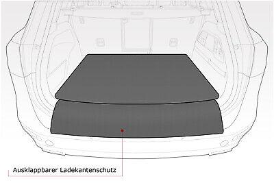 03//2018 Kofferraummatte mit Ladekantenschutz für BMW X4 G02 xDrive ab Bj