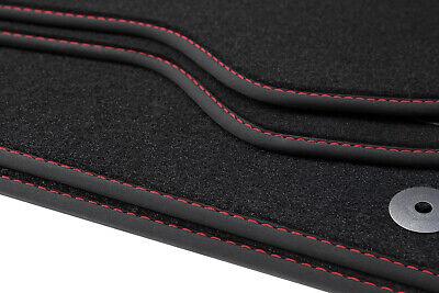 2012 Allwetter Fußmatten für Seat Leon 3 5F 5-Türer ST Kombi FR Bj