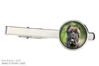Cane Corso. Cufflinks for dog lovers. Photo jewellery. Handmade UK 4