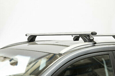 Alu Dachträger RB003 kompatibel mit Mitsubishi Outlander III ab 2013 5Türer