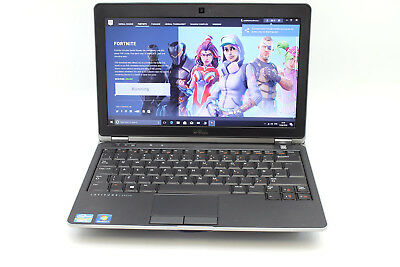 "Cheap gaming laptop Dell 14.1"" Intel I3 2.5Ghz 8GB 480GB SSD DVD Win 7 10 HDMI 3"