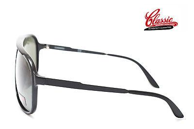 4c0cacbec9 CARRERA SAFARI SUNGLASSES GVB QT Shiny Black Frame Green Lens - EUR ...