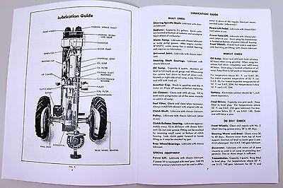 allis chalmers wc tractor operating maintence parts owners operators rh picclick com Allis Chalmers Wiring Schematic allis chalmers wd service manual pdf