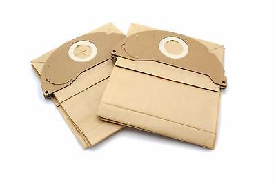 Staubsaugerbeutel für Karcher 6.959-130.0 6.904-322.0 Papiertüten Filter MV4 MV3 11