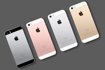Apple iPhone SE, 16GB 32GB 64GB 128GB, All Colours - Unlocked Smartphone 6