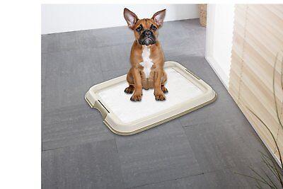 WENKO WC Hundetoilette Hundeklo Welpenklo Welpe Puppy Trainer Welpentoilette