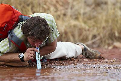 Free Shipping LifeStraw Personal Water Filter For Hiking, Camping, and Emergency 9