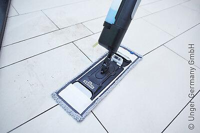 Unger FAKT3 erGO! Clean Bodenreinigungs-Set Taschenmopp 40 cm Teleskopstiel 7
