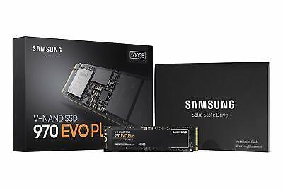 Samsung 970 EVO PLUS 500GB SSD M.2 NVMe PCIe3.0 X4 Internal Solid State Drive 9