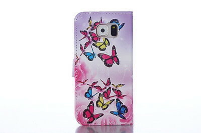 Flip Wallet Pu Leather Case Stand Cover For Samsung Galaxy Phones 10