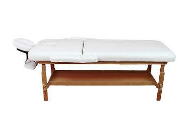 Lettino Da Massaggio In Legno.Lettino Da Massaggio Fisso Legno Lettini Per Massaggio Centro Spa