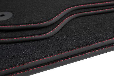 FR Elegance Allwetter Fußmatten für VW UP Skoda Citigo Seat Mii High GTI UP