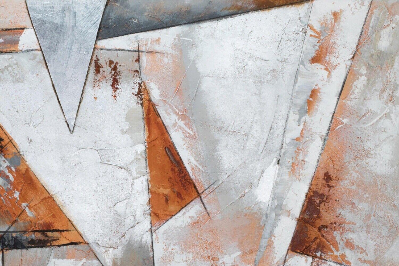 Acryl Gemälde 'GIER NACH FREIHEIT' | HANDGEMALT | Leinwand Bilder 120x80cm 10